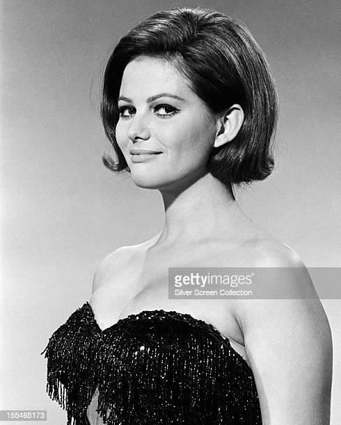 Italian actress Claudia Cardinale circa 1965