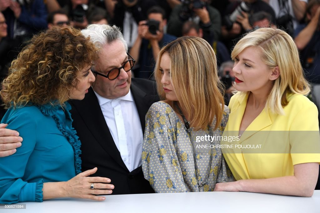 TOPSHOT Italian actress / director and member of the Jury Valeria Golino Australian director and President of the Jury George Miller French actress /...