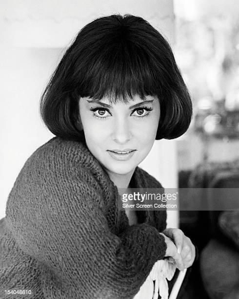 Italian actress Gina Lollobrigida circa 1965
