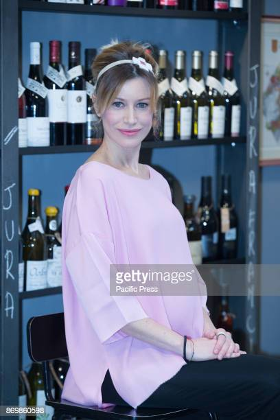 Italian actress Giorgia Wurth during the Photocall in Rome of Italian Fiction Mediaset 'The Three Roses of Eve 4' produced by Endemol Shine Italy