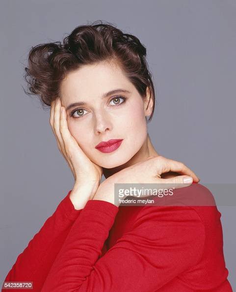 Italian actress Isabella Rossellini is in the French capital to promote her exhibition of 50 photographic portraits at the Palais de Tokyo