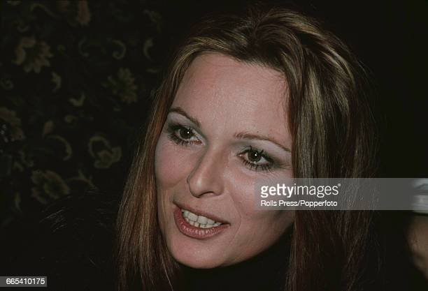Italian actress Lucia Bose who appears in the film 'Ciao Gulliver' pictured in Rome Italy on 14th January 1970