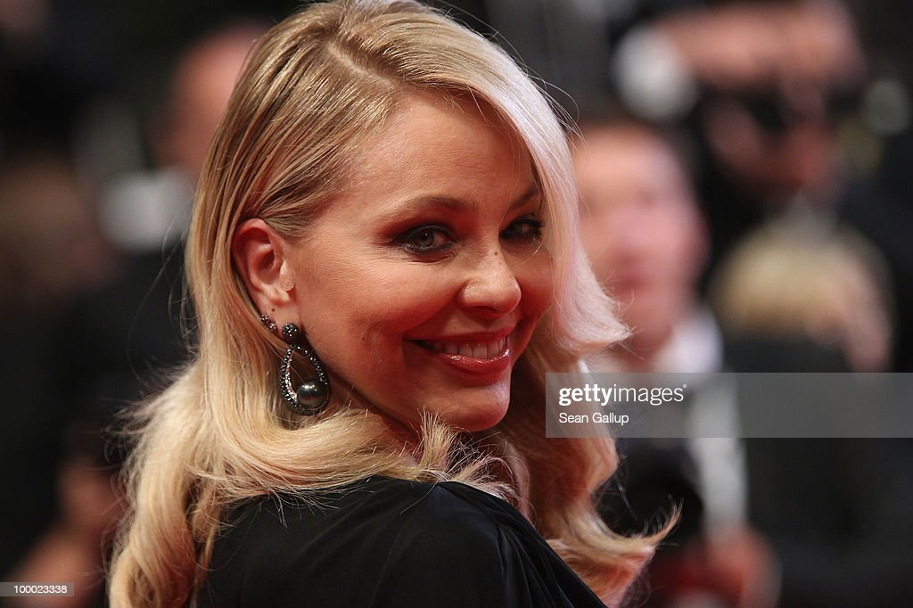 Italian actress Ornella Muti attends the 'Our Life' Premiere at the Palais des Festivals during the 63rd Annual Cannes Film Festival on May 20, 2010 in Cannes, France.