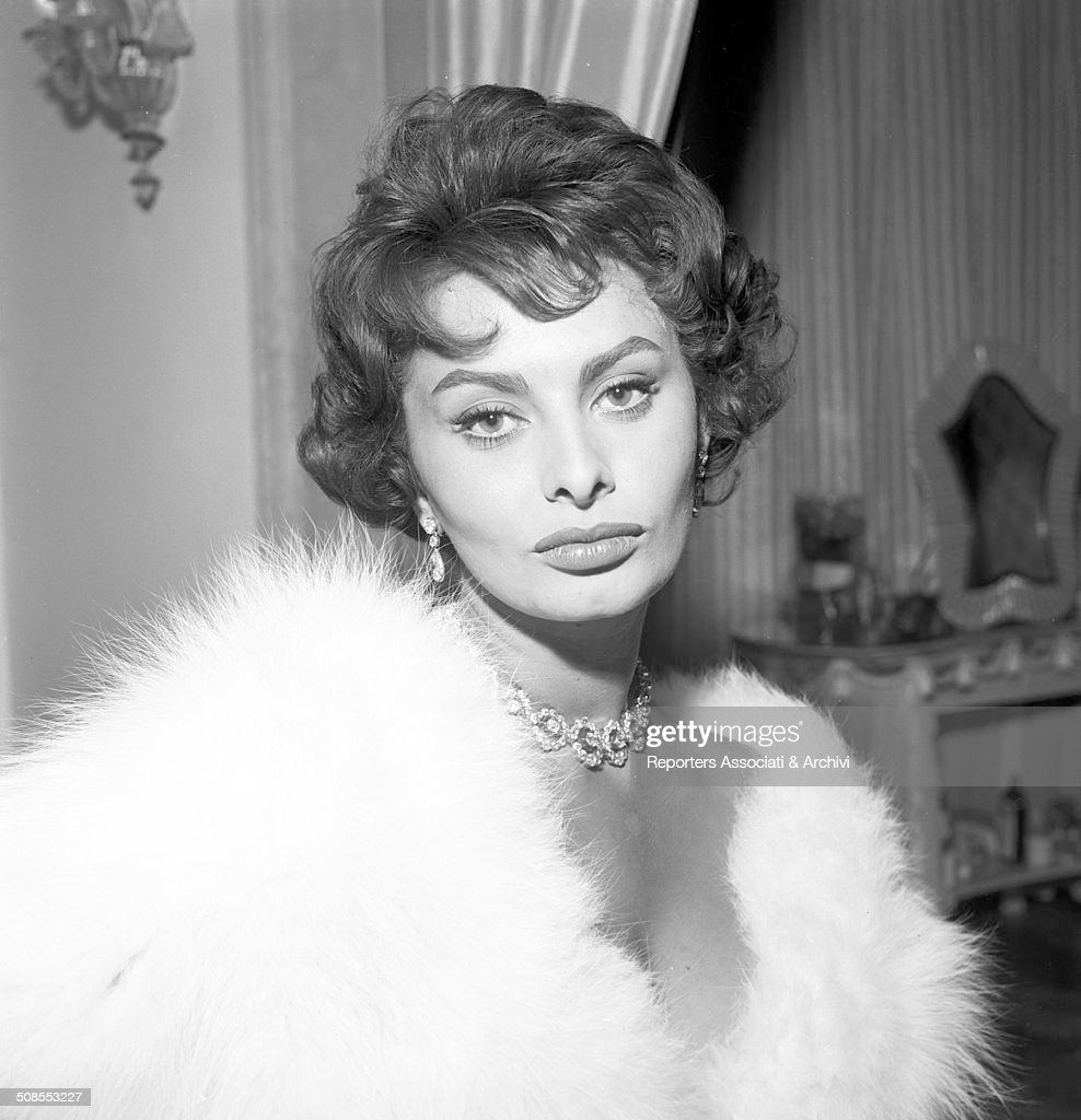 Sophia Loren | Getty I...