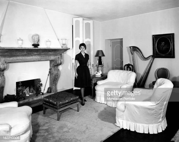 Sophia loren at home pictures getty images Sophia house
