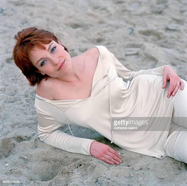 Italian Actress Stefania Rocca