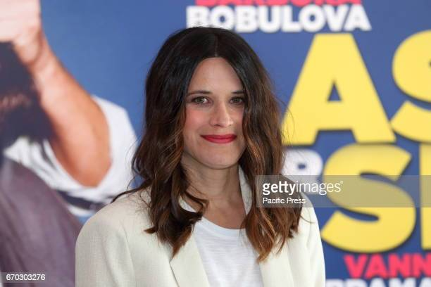 Italian actress Valentina Cervi during photocall of italian movie 'Lasciami per Sempre' directed by Simona Izzo