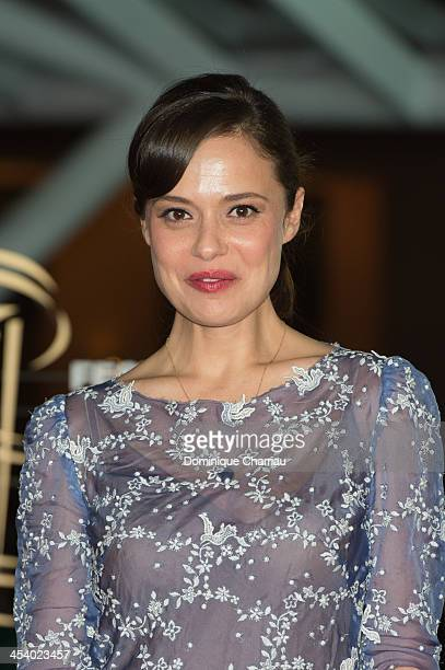 Italian Actress Valeria Bilello attends the 'One Chance' Premiere during the13th Marrakech International Film Festival on December 6 2013 in...