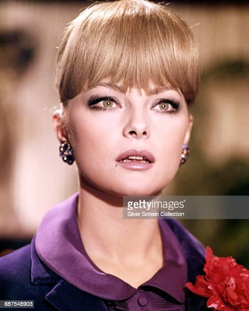 Italian actress Virna Lisi circa 1960