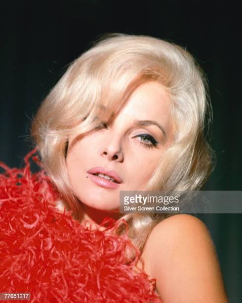 Italian actress Virna Lisi circa 1965