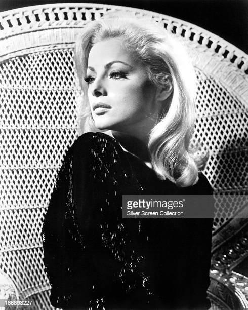 Italian actress Virna Lisi circa 1967