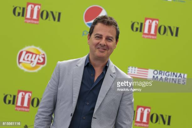 Italian animation director and creator of the Winx Club series Iginio Straffi attends Giffoni Film Festival 2017 in Giffoni Valle Piana Italy on July...