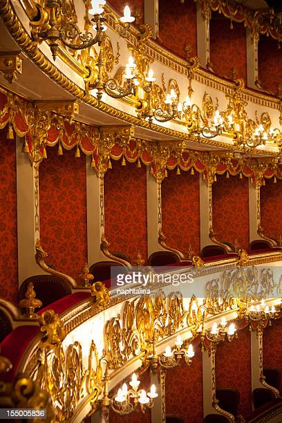 Italian antique theater