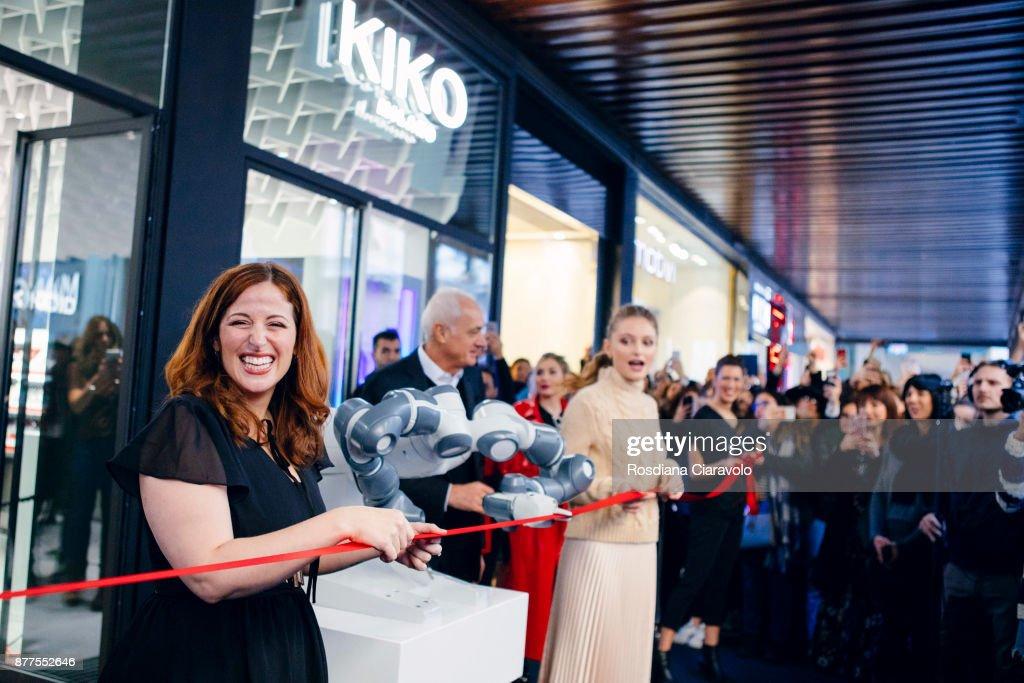 KikoID Store Opening In Milan