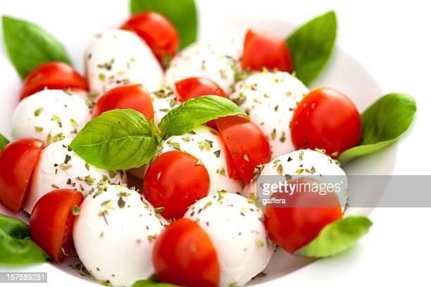 Italienischen Insalata caprese