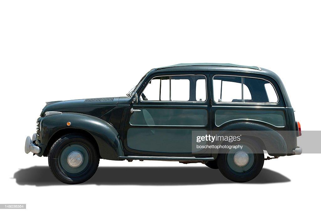 Italian Classic Car