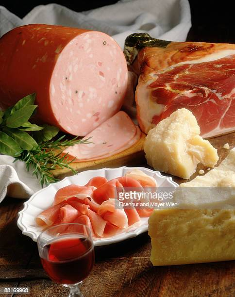 Italian cold cut assortment