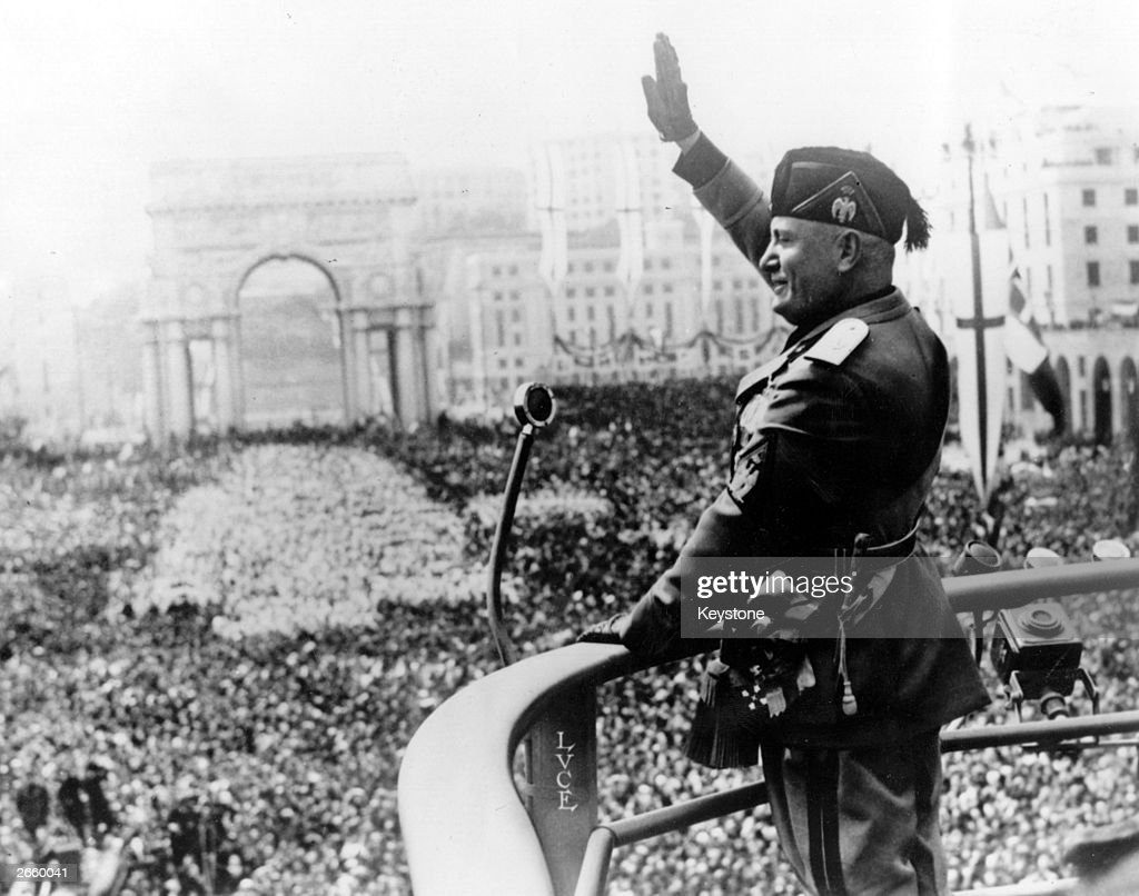 mussolini speech first person Benito mussolini born: july 29, 1883 predappio, italy died: april 28, 1945 como, italy italian dictator benito mussolini was head of the italian government from 1922 to 1943 he was the founder of fascism, and as a dictator he held absolute power and severely mistreated his citizens and his country he led italy into three straight wars, the last.