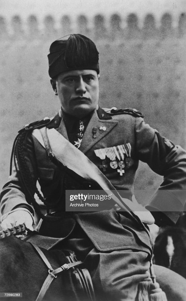 an overview of the benito mussolinis rule in fascist italy What is totalitarianism and how dictatorial was the fascist regime in italy compared to how totalitarian was mussolini`s 19 benito mussolini.