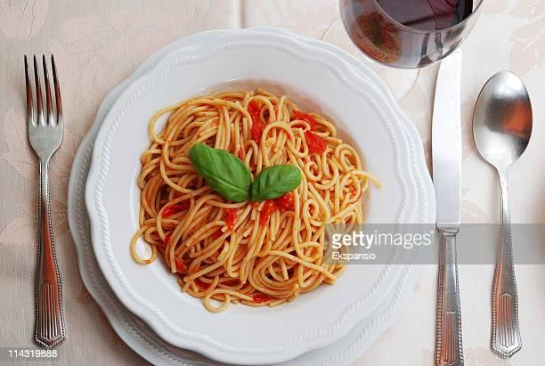 Dîner italien