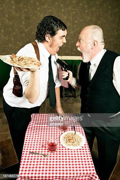 Italian Family Fight
