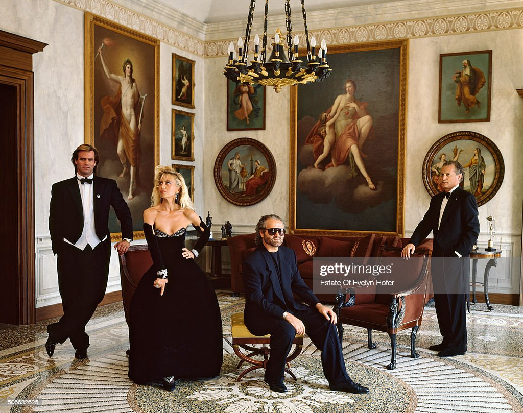 a biography of gianni versace an italian fashion designer Gianni versace, designer who played key role in  to milan, where he was hired by several italian fashion industrialists  biography appears in.