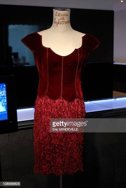 Italian fashion designer Valentino celebrates 45 years of activity exhibition at the Ara Pacis Museum in Rome Rome rolled out the red carpet to...