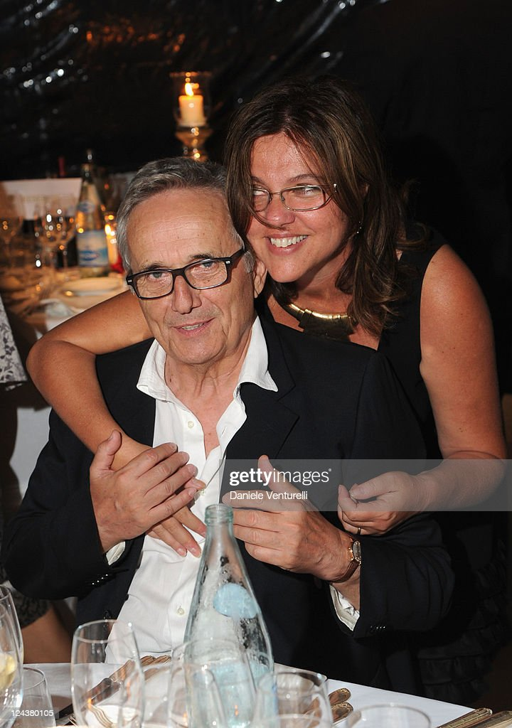 The 68th Venice International Film Festival - Gala Dinner Honoring Marco Bellocchio Lifetime Achievement Award 2011