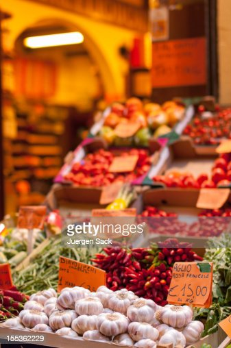 Italian Greengrocer´s Shop
