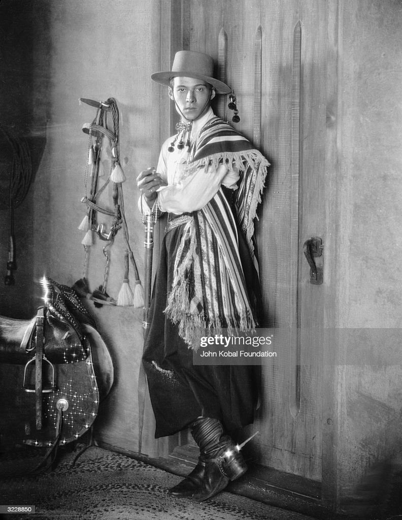 the life of rudolph valentino the great italian lover Decided to turn on my old interest for the silent era once again began with  legendary, italian-born, dead-too-young superstar rudolph.