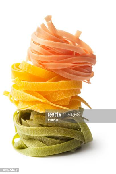 Italian Ingredients: Tagliatelle Tricolori