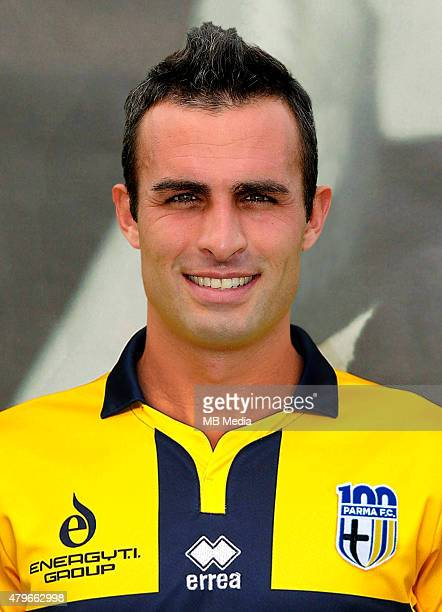 Italian League Serie A 20142015 / Alex Cordaz