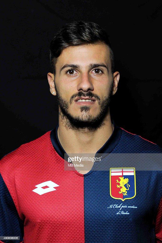 Italian League Serie A -2015-2016 Headshots
