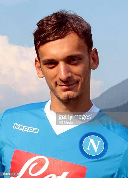 Italian League Serie A 20152016 / Manolo Gabbiadini