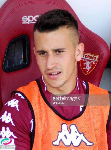 Italian League Serie A TIM 20172018 / 'n 'nAlejandro Berenguer