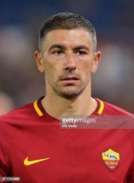 Italian League Serie A TIM 20172018 / 'n 'nAleksandar Kolarov