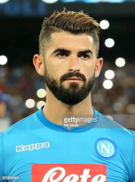 Italian League Serie A TIM 20172018 / 'r 'rElseid Hysaj