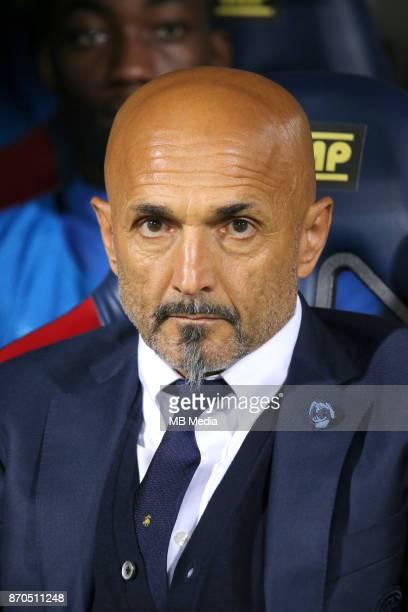 Italian League Serie A TIM 20172018 / 'r 'rLuciano Spalletti DT FC Internazionale