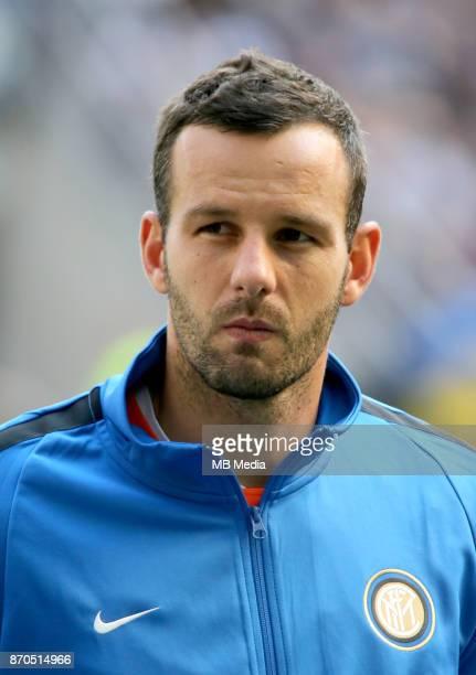Italian League Serie A TIM 20172018 / 'r 'rSamir Handanovic
