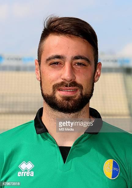 Italian League Serie B 20142015 / Carlo Pinsoglio