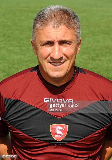 Italian League Serie B_20152016 / Vincenzo Torrente DT U S Salernitana 1919