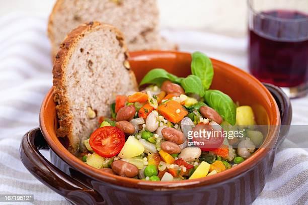 Italiano minestrone Zuppa