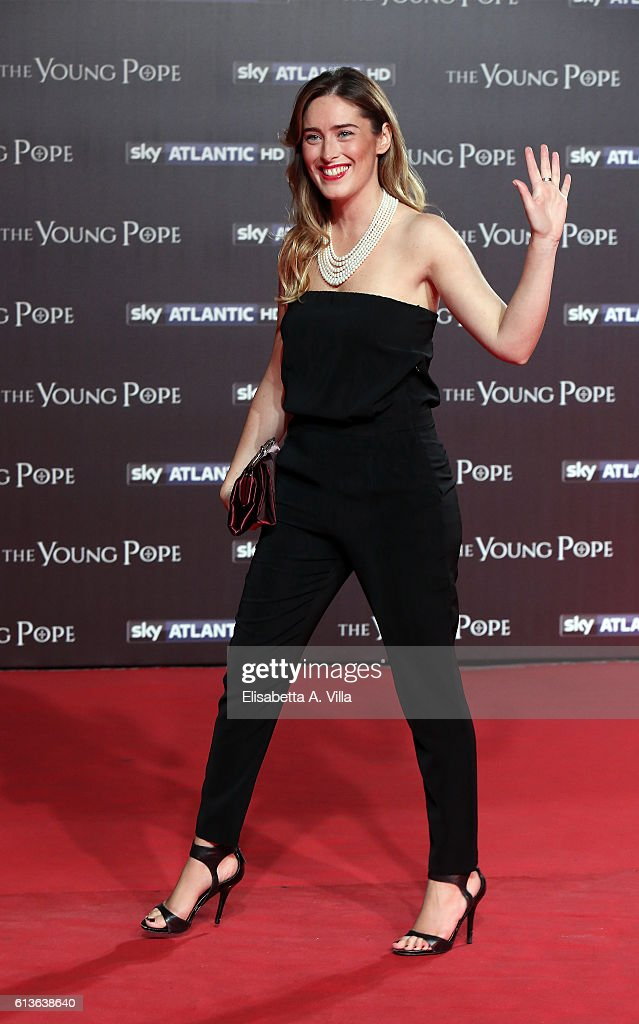 'The Young Pope' Premiere In Rome