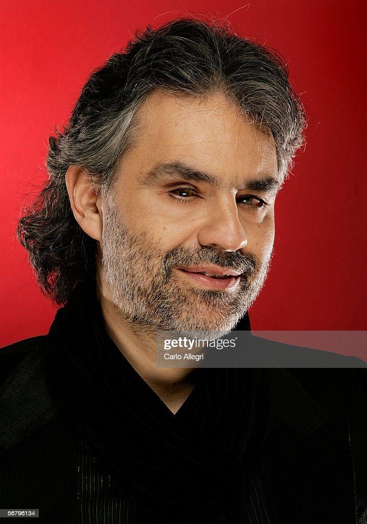 Singer Andrea Bocelli | newhairstylesformen2014.com