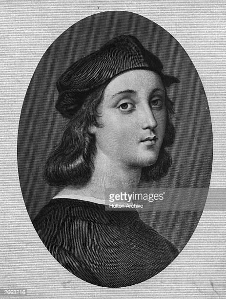 Italian painter Raphael in full Raffaello Sanzio circa 1510