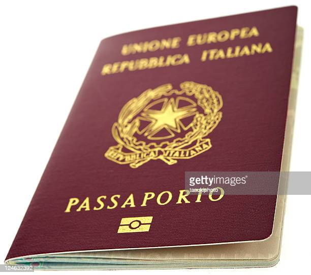 Italiano passport