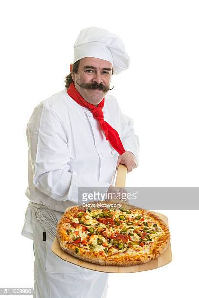 Italian Pizza Chef