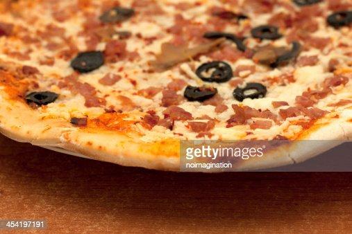 Italian Pizza : Stock Photo