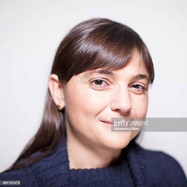 Italian politician Debora Serracchiani is photographed for Self Assignment on December 30 2013 in Turin Italy