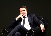 Italian Prime Minister and Democratic Party leader Matteo Renzi attends on May 30 2015 the Economics Festival of Economics in Trento AFP PHOTO /...